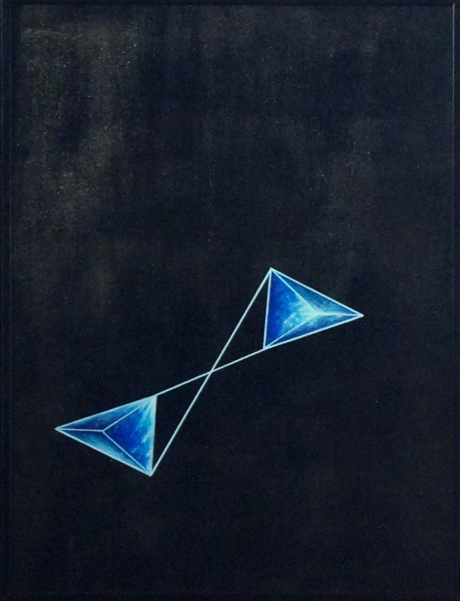 peinture(série volume spatial)-2