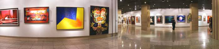 Silk journey to art-expo-elementinspace