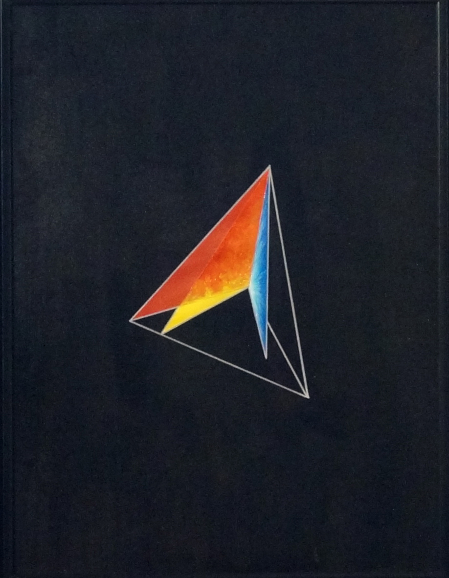 peinture(série volume spatial)-3